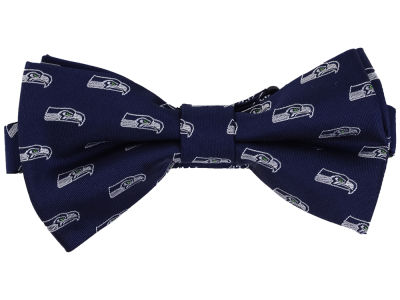Seattle Seahawks Bow Tie Repeat
