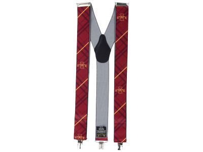 Iowa State Cyclones Oxford Suspenders
