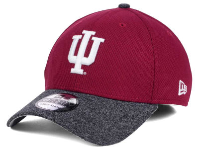 Indiana Hoosiers New Era Shadow Tech Diamond Era 39THIRTY Cap