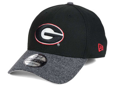 Georgia Bulldogs New Era Shadow Tech Diamond Era 39THIRTY Cap