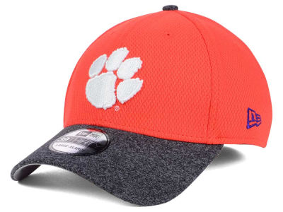Clemson Tigers New Era Shadow Tech Diamond Era 39THIRTY Cap