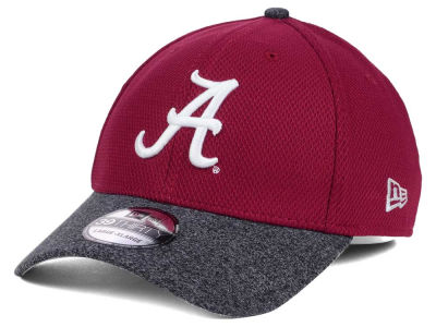 Alabama Crimson Tide New Era Shadow Tech Diamond Era 39THIRTY Cap
