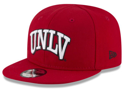 UNLV Runnin Rebels New Era NCAA My 1st 9FIFTY Snapback Cap