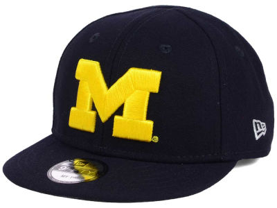 Michigan Wolverines New Era NCAA My 1st 9FIFTY Snapback Cap