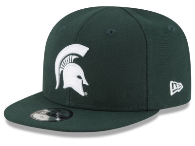 Michigan State Spartans New Era NCAA My 1st 9FIFTY Snapback Cap