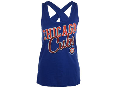 Chicago Cubs GIII MLB Women's On Base Tank