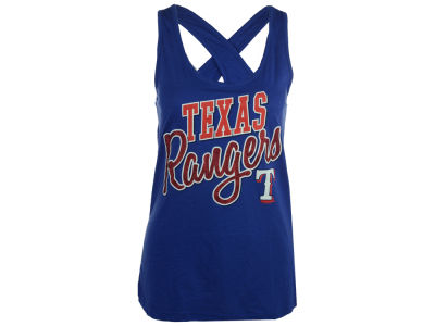 Texas Rangers G-III Sports MLB Women's On Base Tank