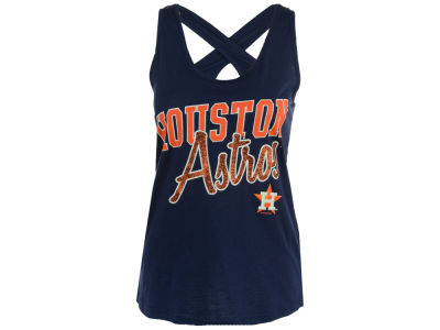 Houston Astros GIII MLB Women's On Base Tank