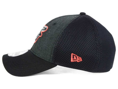 Baltimore Orioles MLB Black Heathered Neo 39THIRTY Cap