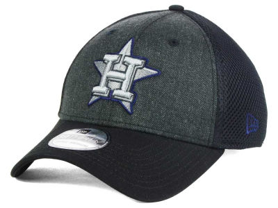 Houston Astros MLB Heathered Neo 39THIRTY Cap