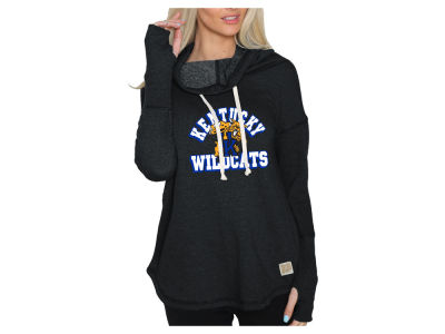 Kentucky Wildcats NCAA Women's Funnel Neck Sweatshirt