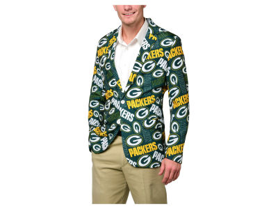 Green Bay Packers NFL Men's Fan Suit Jacket