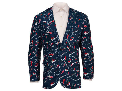 Houston Texans NFL Men's Fan Suit Jacket