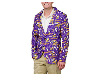 Minnesota Vikings NFL Men's Fan Suit Jacket