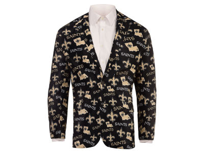 New Orleans Saints NFL Men's Fan Suit Jacket