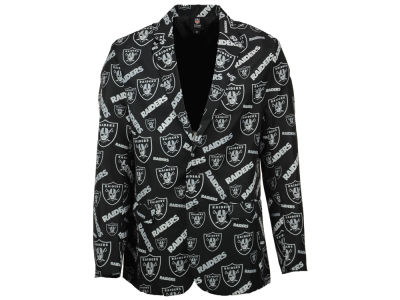 Oakland Raiders NFL Men's Fan Suit Jacket