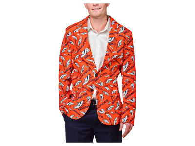 Denver Broncos NFL Men's Fan Suit Jacket