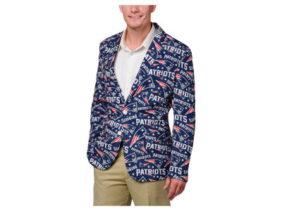 New England Patriots NFL Men's Fan Suit Jacket