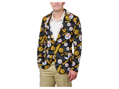 Pittsburgh Steelers NFL Men's Fan Suit Jacket