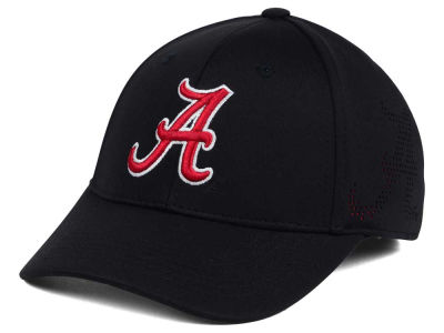 Alabama Crimson Tide Top of the World NCAA Rails Flex Cap