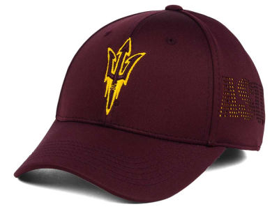 Arizona State Sun Devils Top of the World NCAA Rails Flex Cap