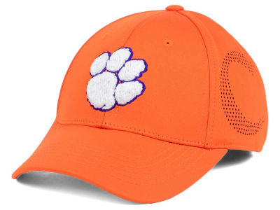 Clemson Tigers Top of the World NCAA Rails Flex Cap