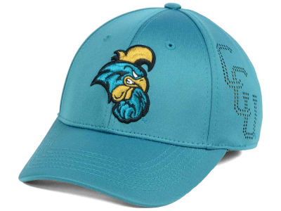 Coastal Carolina Chanticleers Top of the World NCAA Rails Flex Cap
