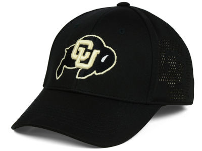 Colorado Buffaloes Top of the World NCAA Rails Flex Cap