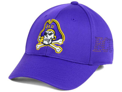 East Carolina Pirates Top of the World NCAA Rails Flex Cap