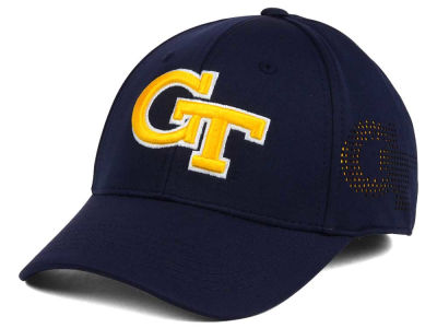 Georgia-Tech Top of the World NCAA Rails Flex Cap