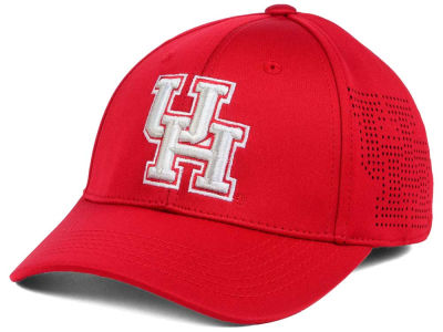 Houston Cougars Top of the World NCAA Rails Flex Cap
