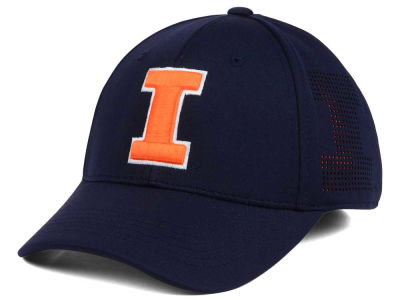 Illinois Fighting Illini Top of the World NCAA Rails Flex Cap