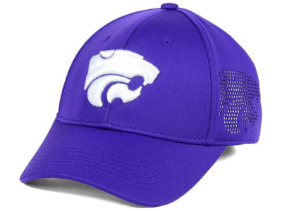 Kansas State Wildcats Top of the World NCAA Rails Flex Cap