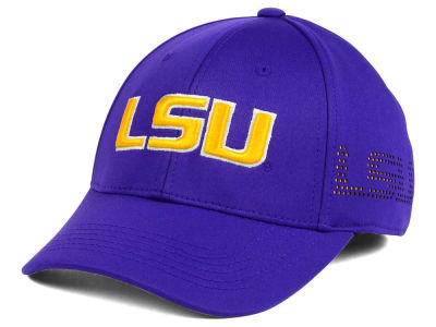 LSU Tigers Top of the World NCAA Rails Flex Cap