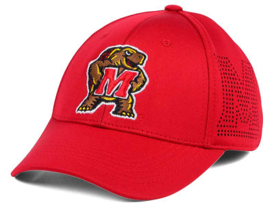 Maryland Terrapins Top of the World NCAA Rails Flex Cap