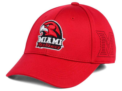 Miami (Ohio) Redhawks Top of the World NCAA Rails Flex Cap