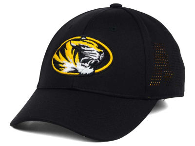 Missouri Tigers Top of the World NCAA Rails Flex Cap