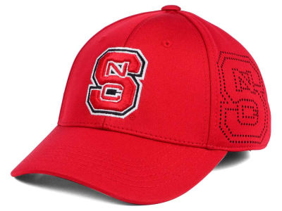 North Carolina State Wolfpack Top of the World NCAA Rails Flex Cap