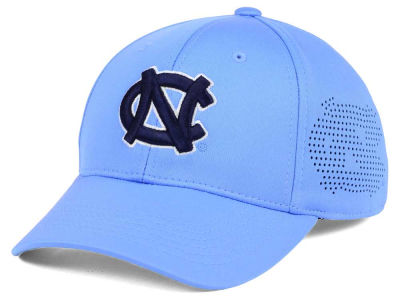 North Carolina Tar Heels Top of the World NCAA Rails Flex Cap