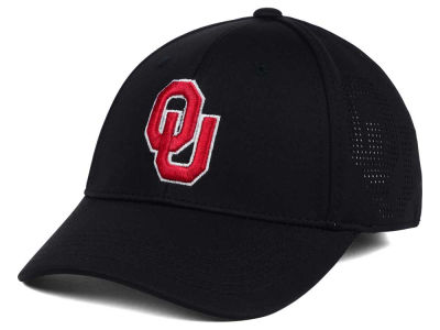 Oklahoma Sooners Top of the World NCAA Rails Flex Cap