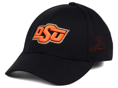 Oklahoma State Cowboys Top of the World NCAA Rails Flex Cap