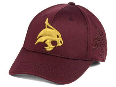Texas State Bobcats Top of the World NCAA Rails Flex Cap