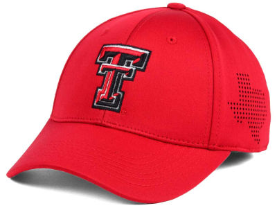 Texas Tech Red Raiders Top of the World NCAA Rails Flex Cap