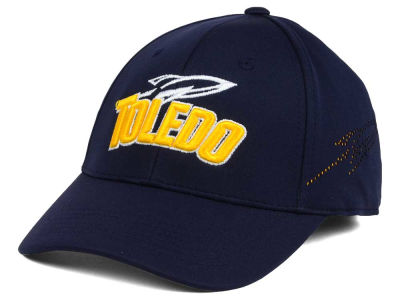 Toledo Rockets Top of the World NCAA Rails Flex Cap