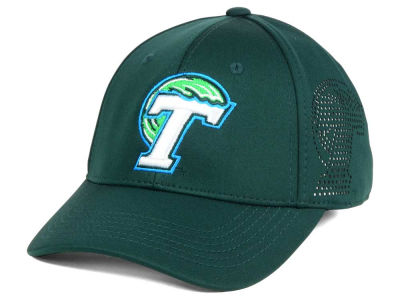 Tulane Green Wave Top of the World NCAA Rails Flex Cap