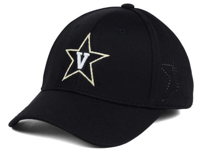 Vanderbilt Commodores Top of the World NCAA Rails Flex Cap