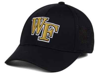 Wake Forest Demon Deacons Top of the World NCAA Rails Flex Cap