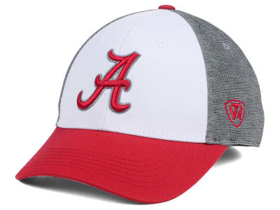 Alabama Crimson Tide Top of the World NCAA Hustle Flex Cap