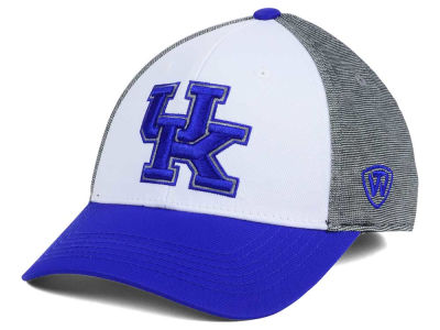 Kentucky Wildcats Top of the World NCAA Hustle Flex Cap