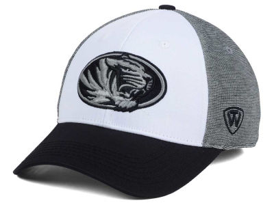 Missouri Tigers Top of the World NCAA Hustle Flex Cap